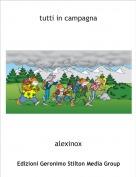 alexinox - tutti in campagna