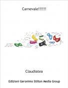 Claudiatea - Carnevale!!!!!!