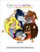 Machi - El bloc del Club de Tea: La revista de las ratoncit@s