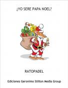 RATOPADEL - ¿YO SERE PAPA NOEL?