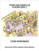 YOURI RODENBURG - YOURI KAN EINDELIJK VLIEGEN DEEL1