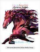 Ratona Paula-->R.P - Life is Beautiful¿Quieres Salir?