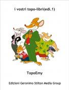 TopoEmy - i vostri topo-libri