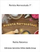 Ratita Ratonica - Revista Morrocotuda 1º