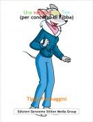 Tippy Formaggini - Una vacanza per Tea(per concorso di Fibba)