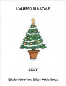 LILLY - L'ALBERO DI NATALE