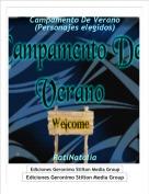 RatiNatalia - Campamento De Verano(Personajes elegidos)