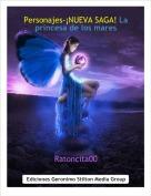 Ratoncita00 - Personajes-¡NUEVA SAGA! La princesa de los mares
