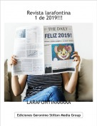 LARAFONTINAAAAA - Revista larafontina1 de 2019!!!