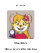 Ratoncitalista - Mi revista