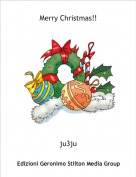 ju3ju - Merry Christmas!!