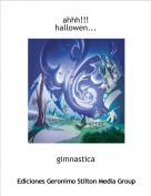 gimnastica - ahhh!!!hallowen...