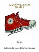 Rapita - LA AVENTURA DE LOS ZAPATOS.