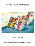 Angy_Stilton - Le Tea Sisters a Paristopo!