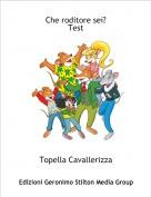 Topella Cavallerizza - Che roditore sei?Test