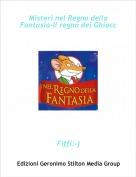 Fiffi:-) - Misteri nel Regno della Fantasia-Il regno dei Ghiacci