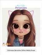 Lía - My Life:Personajes