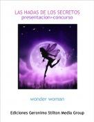 wonder woman - LAS HADAS DE LOS SECRETOSpresentacion+concurso