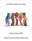 maria teresa 2003 - La Sfilata delle Tea Sister