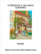 WANDA - VI PRESENTO IL MIO AMICO GERONIMO