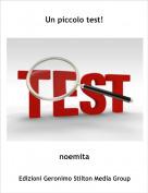 noemita - Un piccolo test!