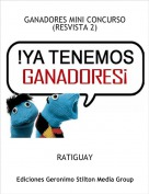 RATIGUAY - GANADORES MINI CONCURSO (RESVISTA 2)