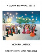VICTORIA JUSTICE - VIAGGIO IN SPAGNA!!!!!!!!!