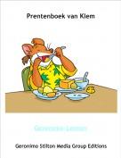 Geronimo-Lenton - Prentenboek van Klem