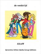 AliceW - de wedstrijd