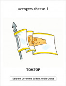 TOMTOP - avengers cheese 1