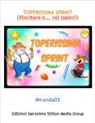 Miranda02 - TOPERISSIMA SPRINT(Vincitore e... voi topini!)