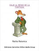 Ratita Ratonica - VIAJE AL REINO DE LA FANTASIA