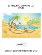 JOMIRATO - EL PEQUEÑO LIBRO DE LOS VIAJES