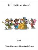Soul - Oggi è tutto più gioioso!