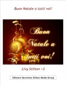 Livy Stilton <3 - Buon Natale a tutti voi!