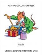 Rucía - NAVIDADES CON SORPRESA