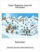 Ratiesther - Súper Magazine especial Navidades