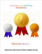 Ratoncita Marta C. - Concurso de ratolibrosGanadores