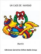 Martin - UN CAOS DE  NAVIDAD