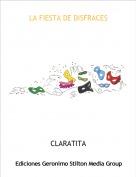 CLARATITA - LA FIESTA DE DISFRACES