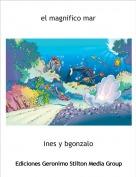 ines y bgonzalo - el magnifico mar