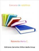 Ratoncita Marta C. - Concurso de ratolibros