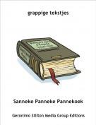 Sanneke Panneke Pannekoek - grappige tekstjes