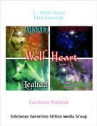 Escritora Natural - 3 - Wolf Heart