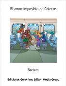 Rariam - El amor imposible de Colette