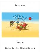 simone - in vacanza