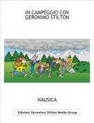 NAUSICA - IN CAMPEGGIO CON GERONIMO STILTON