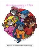 TopoFabi!!! - Geronimo conosce le 5 Tea Sisters!!!