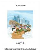 alex910 - La maraton