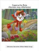RatiNatalia - Caperucita Roja(Version muy diferente)